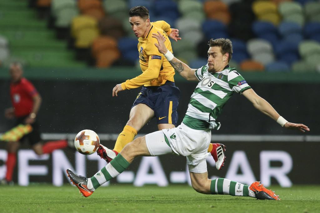 Спортинг Лисабон - Атлетико Мадрид<strong> източник: БГНЕС</strong>