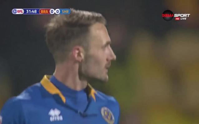 Брадфорд Сити и Шрюсбъри направиха 0:0 в мача от 43-ия