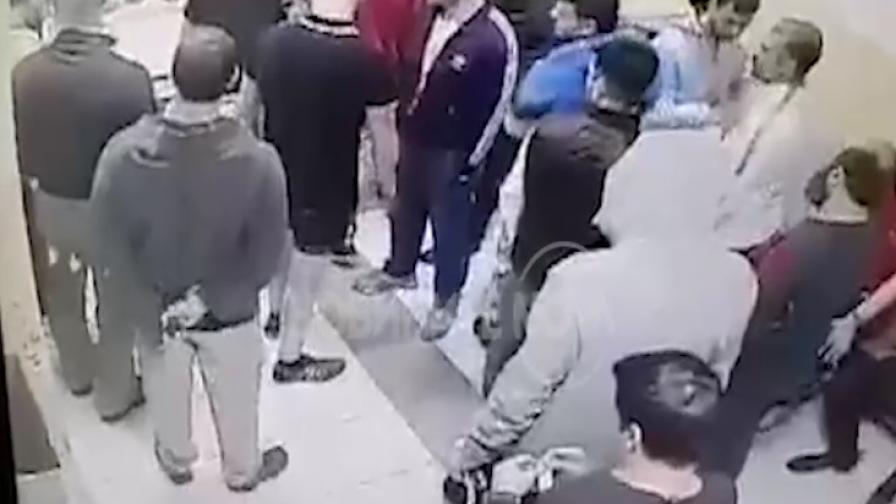 Вижте във видеото как Пелов и Колев бягат от затвора