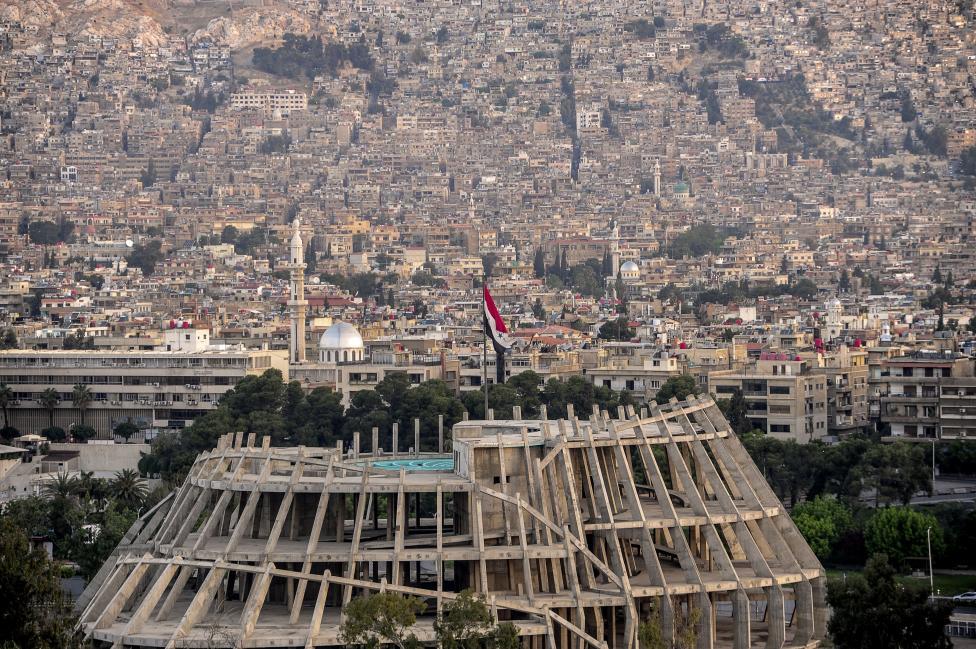- Дамаск