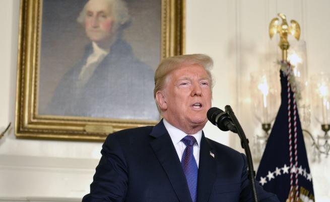 Доналд Тръмп: Готови сме да ударим Сирия отново