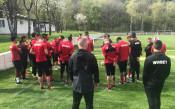 Няма време за празненства, ЦСКА се готви за дерби