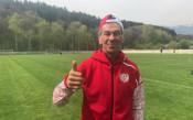 Легенда на ЦСКА се завръща в клуба