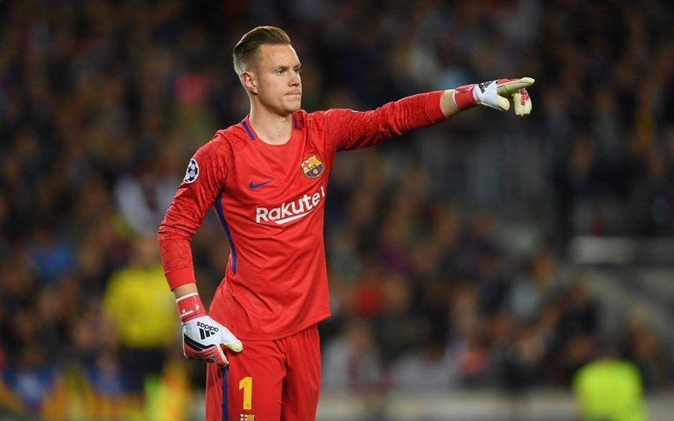 Барселона почна преговори с вратар