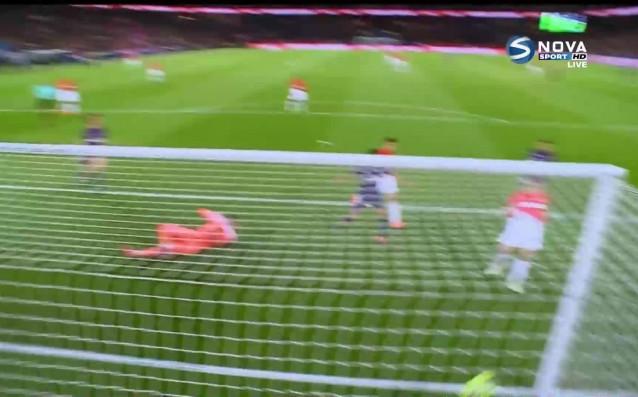 Монако намали изоставането си в дербито срещу Пари Сен Жермен
