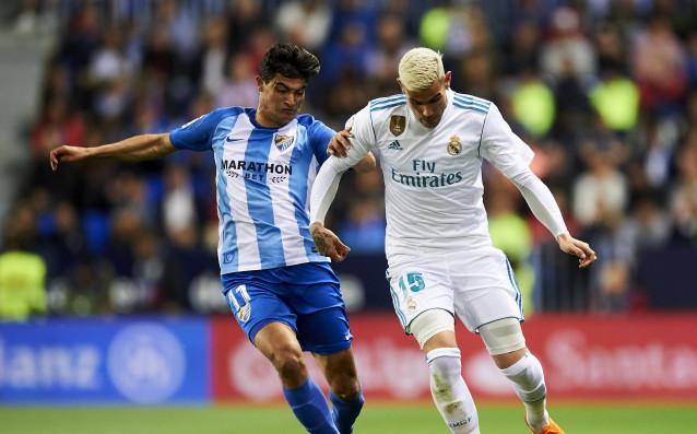 Реал Мадрид си върна третото място в Примера дивисион, след