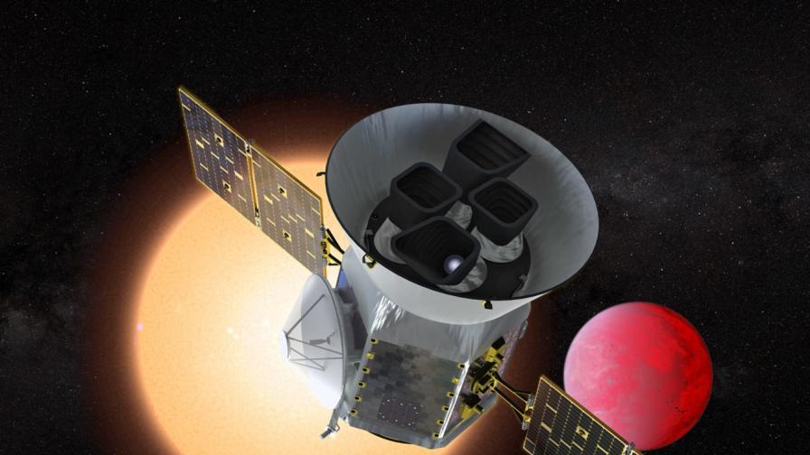НАСА ще търси екзопланети с уникален нов сателит