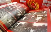 Представяне на фотоалбум за Юбилея на ЦСКА<strong> източник: LAP.bg</strong>