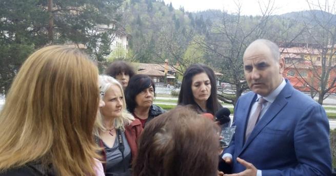 """""""Най-хубаво е да си президент в България. Нищо не зависи"""