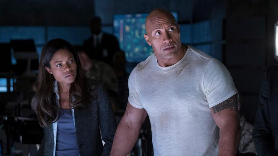 """Дуейн Джонсън спасява света и """"Rampage: Унищожителите"""""""