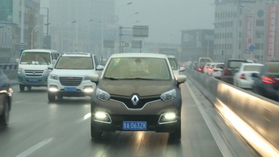 Електромобилите увеличават замърсяването в Китай