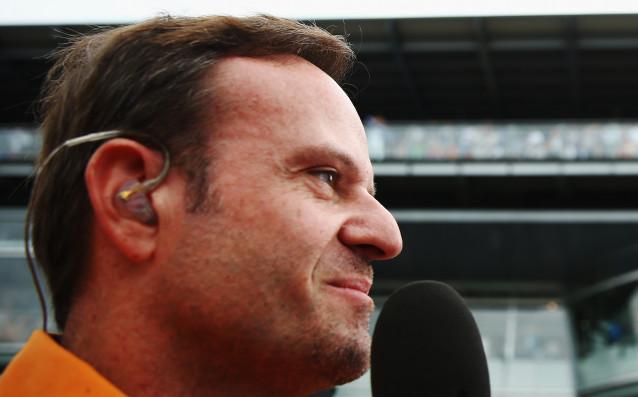 Бившият пилот от Формула 1 Рубен Барикело хвърли малко повече