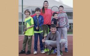 Тенис клуб Малееви продължава да излъчва стипендианти