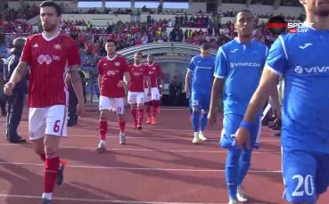 Началото: ЦСКА срещу Левски, част III