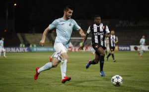 Иса стана Играч на мача в двубоя Дунав - Локомотив Пловдив