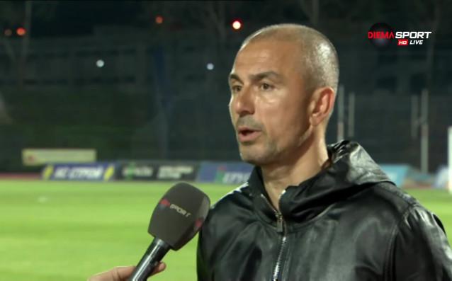Шефът на Дунав: Бъдещето на треньора не стои на дневен ред