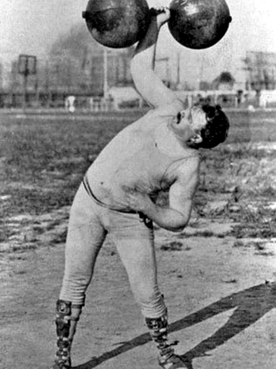 Фредерик Винтерс, 1904 г., Олимпийски игри