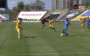 Прохазка удвои за Левски срещу Верея