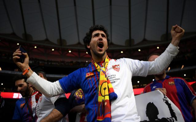 Отборите на Севиля и Барселона излизат един срещу друг във