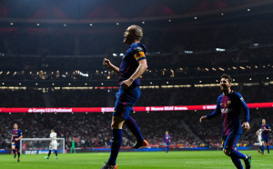 Андрес Иниеста обявява в петък, че напуска Барселона