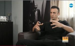 Бербатов: Като видиш Гигс, Роналдо и получаваш ерекция