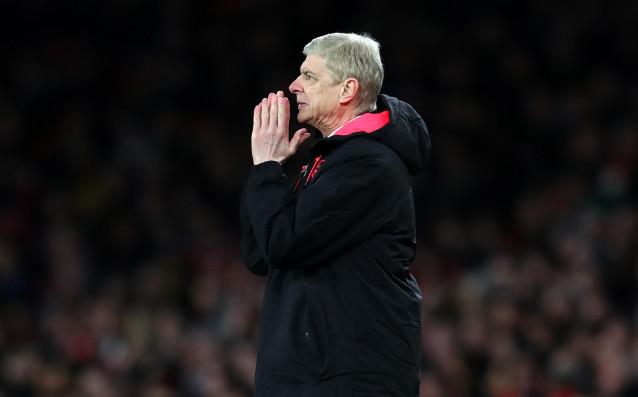 Мениджърът на Арсенал Арсен Венгер, който преди два дни обяви