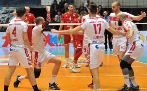 Финалът в Суперлигата продължава, ЦСКА чака Нефтохимик