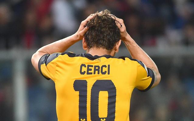 Верона е все по-близо да изпадането в Серия Б, след