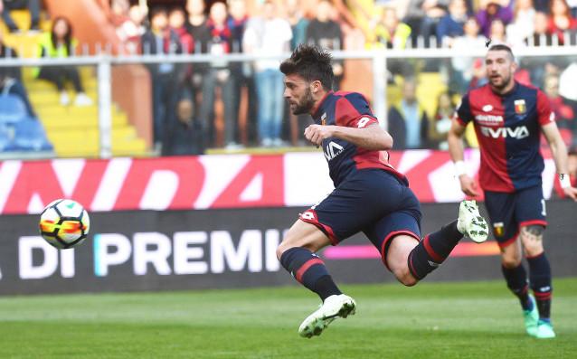 След снощния късен мач от Серия А между Дженоа и
