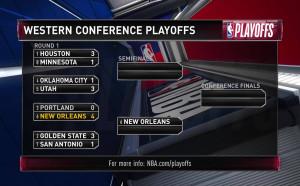 Най-интересното от плейофите в НБА през изминалата нощ