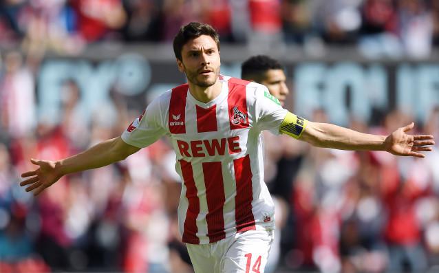 """Изключителен жест към своя отбор Кьолн направи капитанът на """"козлите"""""""