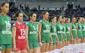 Волейболните националки биха Словения в контрола