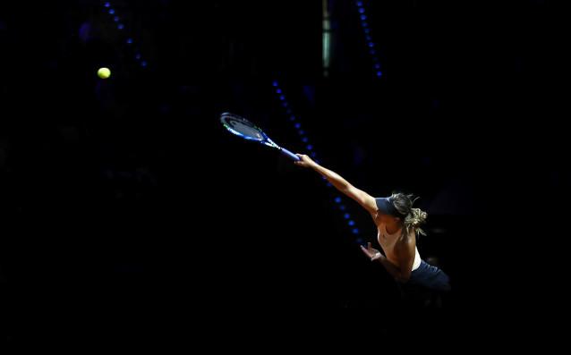 Шарапова отпадна в първия кръг на турнира в Щутгарт