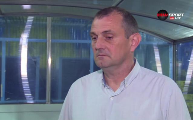 Старши треньорът на Славия Златомир Загорчич заяви, че Ботев направи