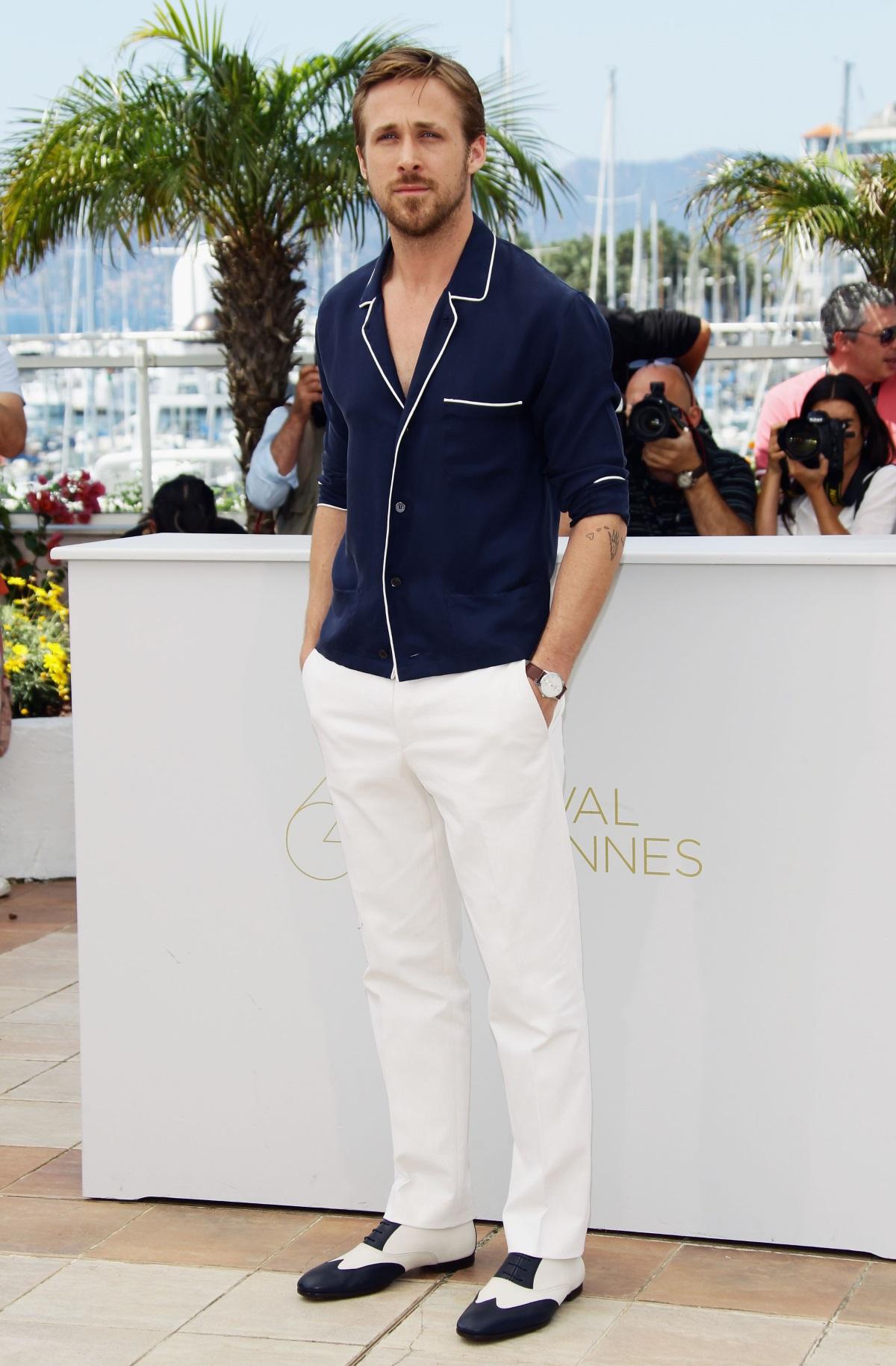 Райън Гослинг на филмовия фестивал в Кан