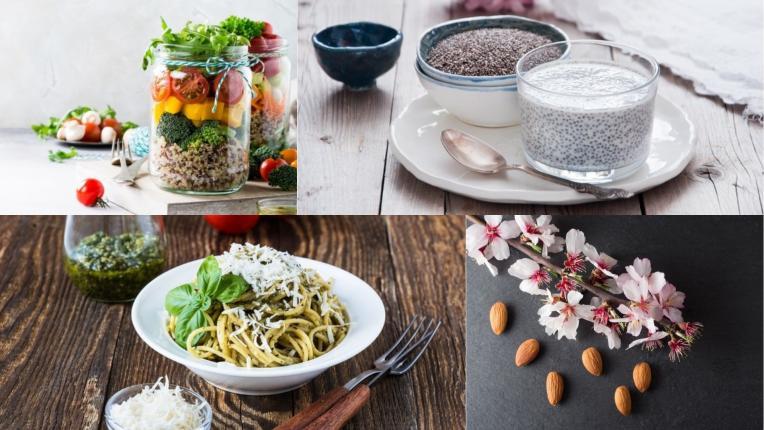 9 храни, които е добре да са около нас, когато сме на диета