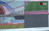 Нови инсталирани камери на стадион