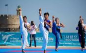 Два медала за България от Световните игри по таекуодно<strong> източник: БФ Таекуондо</strong>