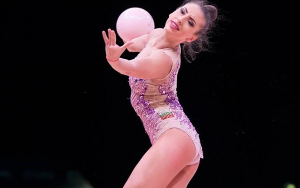 Тасева на крачка от медал на топка в Минск