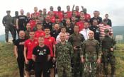 ЦСКА впечатли военните<strong> източник: cska.bg</strong>