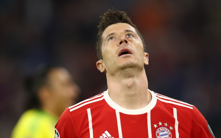 Байерн Мюнхен пуска Левандовски, но за поне 200 милиона евро