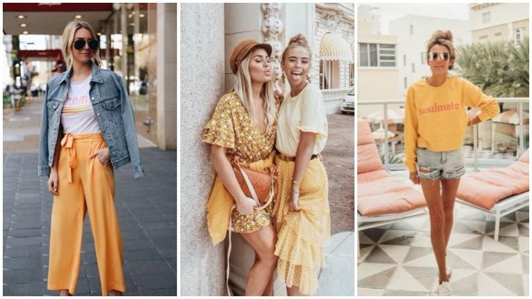 Пролетната ти афера с жълтото (или как да носиш този свеж цвят всеки ден)