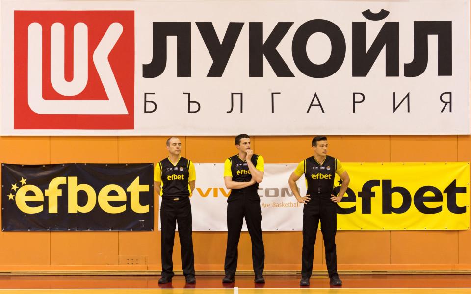 Победата на Балкан над Академик в снимки