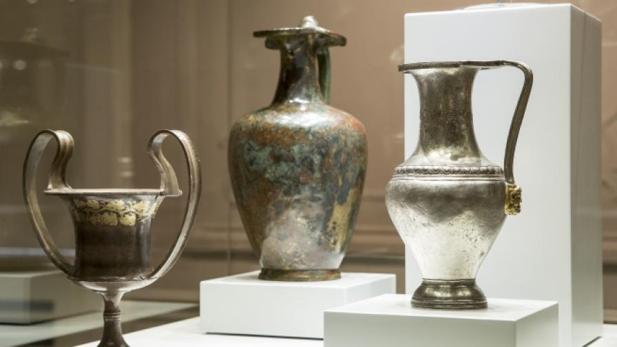 Разкриват тайните на изключителни антични сребърни предмети в София