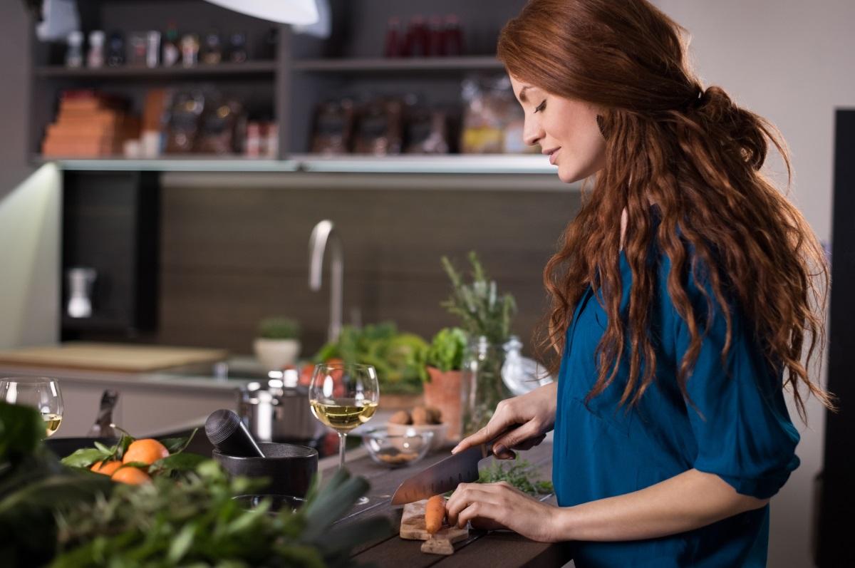 1. Кулинарката - любовта минава през стомаха и никой не е достатъчно смел да обори тази теза.