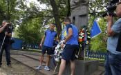 Левски почете Георги Аспарухов<strong> източник: Lap.bg</strong>