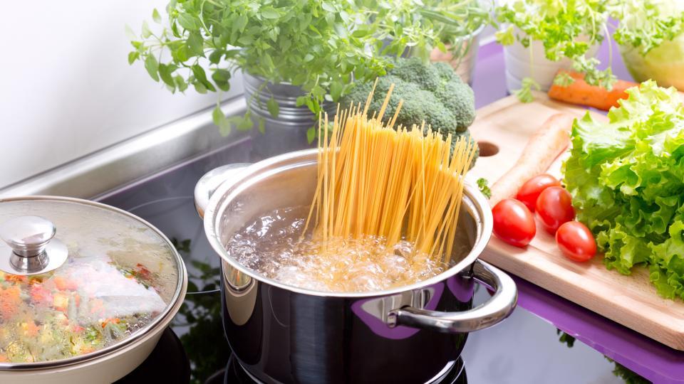 спагети паста
