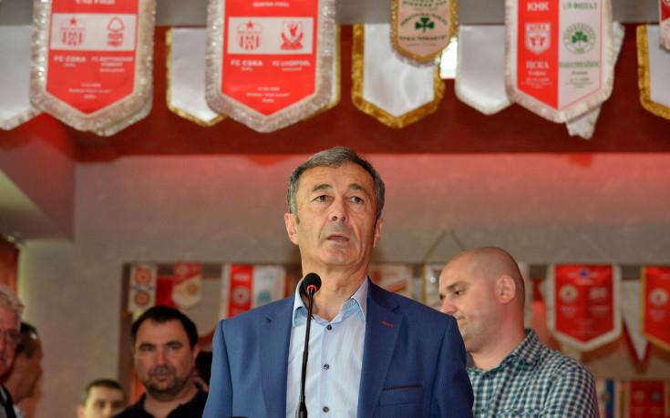 Шеф в ЦСКА: Не е само Каранга, има запитвания и за други