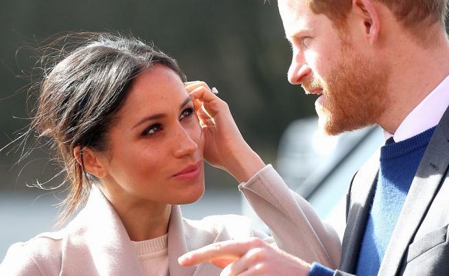 5 неща, с които Меган Маркъл и принц Хари нарушиха кралските сватбени традиции
