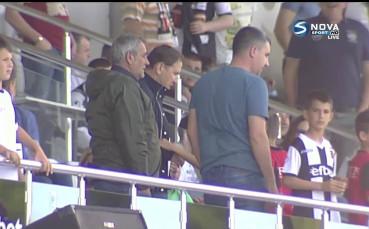 Бивш шеф на Ботев гледа Локо Пловдив